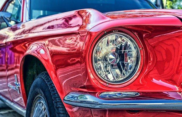Všechno na vašeho Ford mazlíka